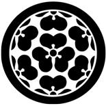 七つ酢漿草紋